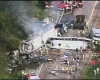 8 погибших, 14 раненых в транспортной аварии на востоке Теннесси