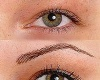Перманентный макияж: до и после
