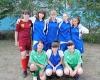 Девочки со средней школы по-прежнему играют в футбол с симптомами сотрясения мозга